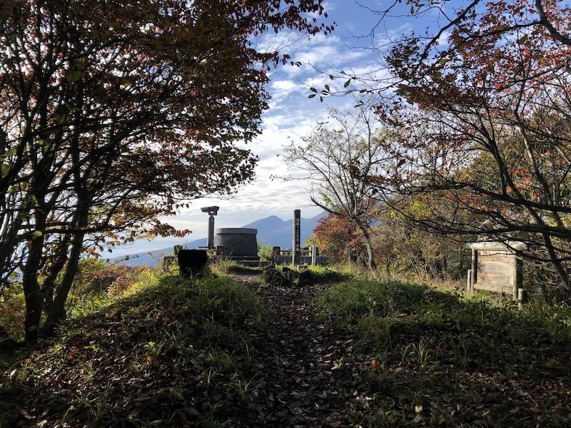 離山10月