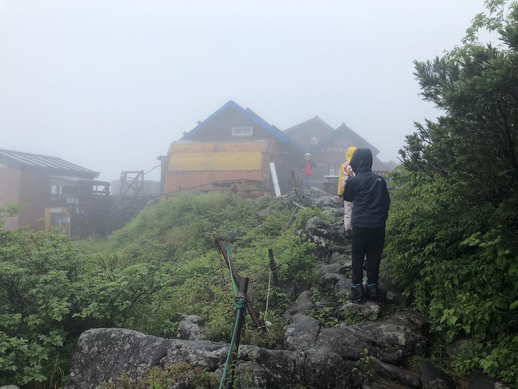 八ヶ岳ヒュッテ